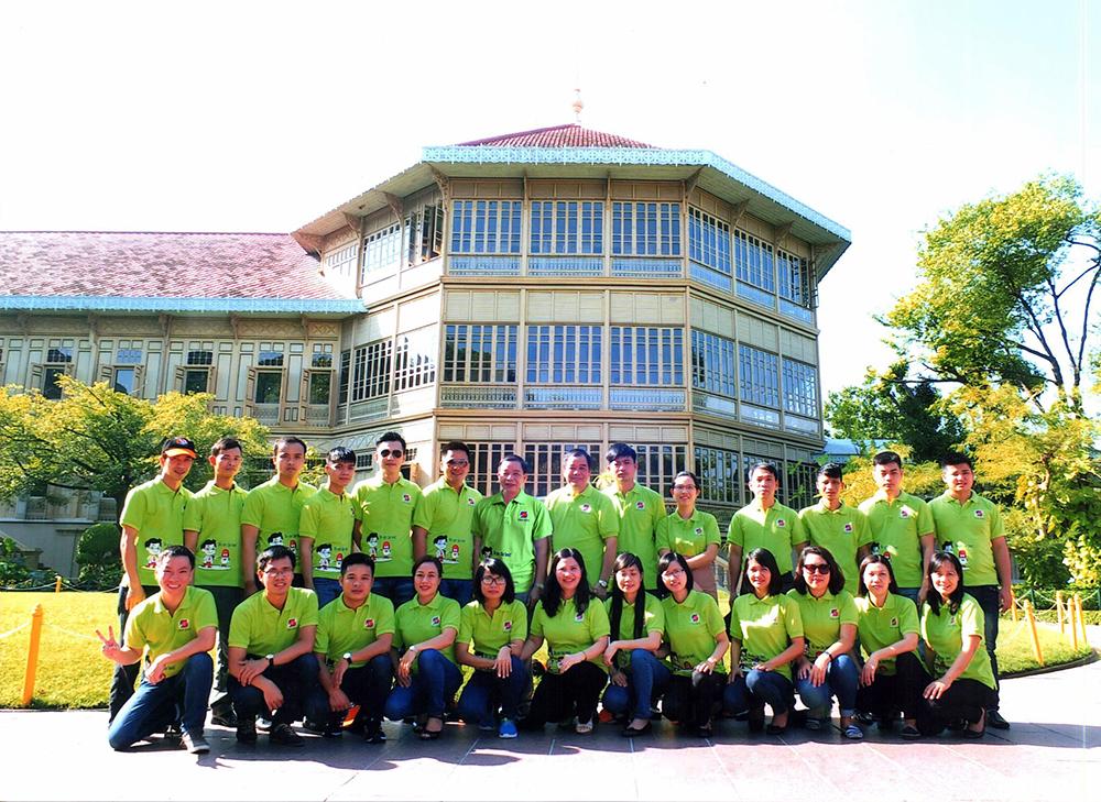 Du lịch Thái Lan 2015