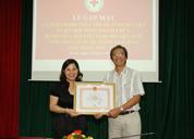 Công ty Tâm Bình ký hợp đồng khám chữa bệnh nhân đạo với Hội Chữ Thập Đỏ