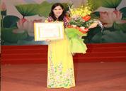 """""""Bông hồng Vàng"""" Lê Thị Bình - Yêu nghề thì nghề không phụ"""