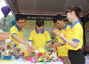 Hội chợ tự hào hàng Việt Nam chất lượng cao và các sản phẩm truyền thống