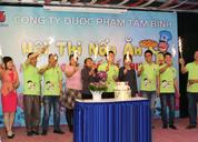 Dược phẩm Tâm Bình tổ chức chương trình mừng sinh nhật tháng 3