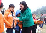 Tâm Bình đồng hành cùng Đông ấm xứ Thanh 2014