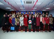 Dược phẩm Tâm Bình gặp gỡ nhân viên bán hàng các nhà thuốc khu vực Hà Nội