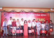 Dược phẩm Tâm Bình tổ chức thành công Hội nghị khách hàng khu vực miền Nam