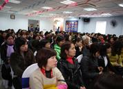 Khép lại chuỗi hội nghị tri ân Dược sĩ bán hàng nhà thuốc khu vực Hà Nội