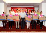 Tâm Bình tổ chức hội nghị tri ân khách hàng tại Nam Định