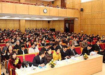 Công đoàn Công ty Dược Phẩm Tâm Bình nhận bằng khen của Liên đoàn lao động Thành phố Hà Nội