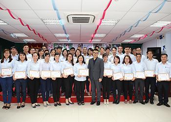 Tâm Bình tổ chức khóa đào tạo kỹ năng bán hàng chuyên nghiệp cho các trình dược viên