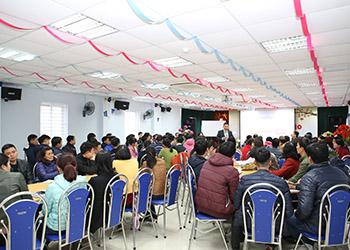 """Tâm Bình tổ chức khóa học """"Tạo động lực và đổi mới tư duy làm việc"""" cho CBNV"""