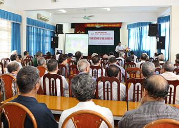 Tâm Bình khởi động chuỗi hội thảo tư vấn sức khỏe cho người cao tuổi trên địa bàn TP Hà Nội