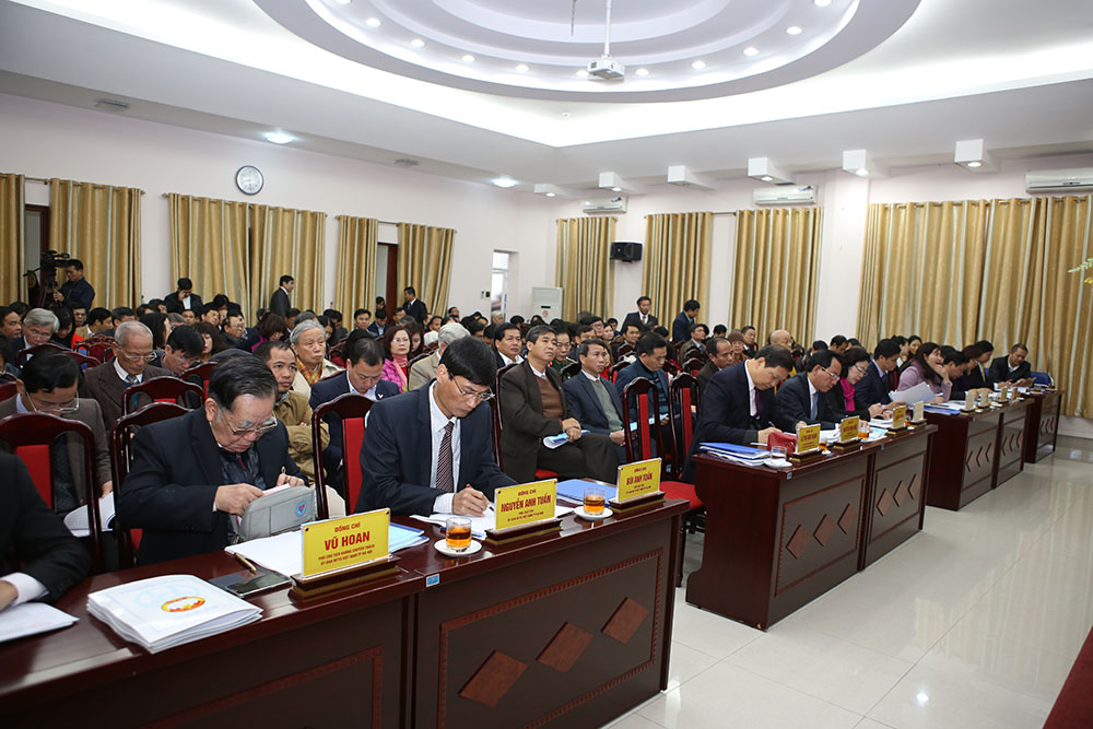 Hội nghị lần thứ 9 Ủy ban MTTQ Việt Nam thành phố Hà Nội khóa XVI