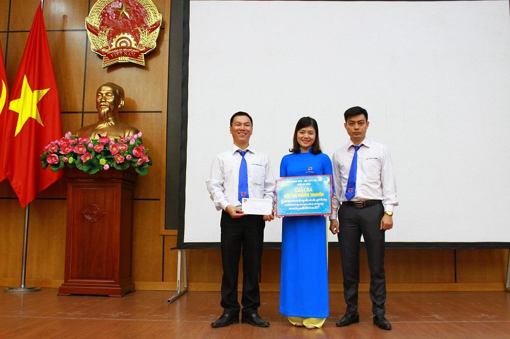 Đoàn thanh niên Tâm Bình tham gia Ngày hội Công chức trẻ quận Ba Đình năm 2017