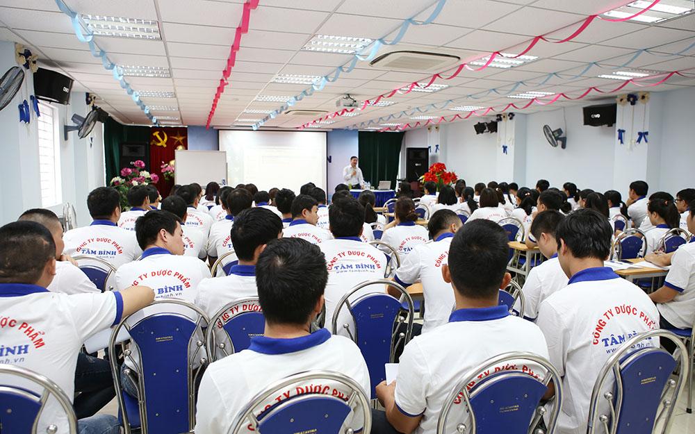 Chương trình Đào tạo An toàn vệ sinh lao động cho cán bộ nhân viên