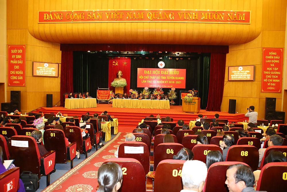 Hội trường buổi lễ