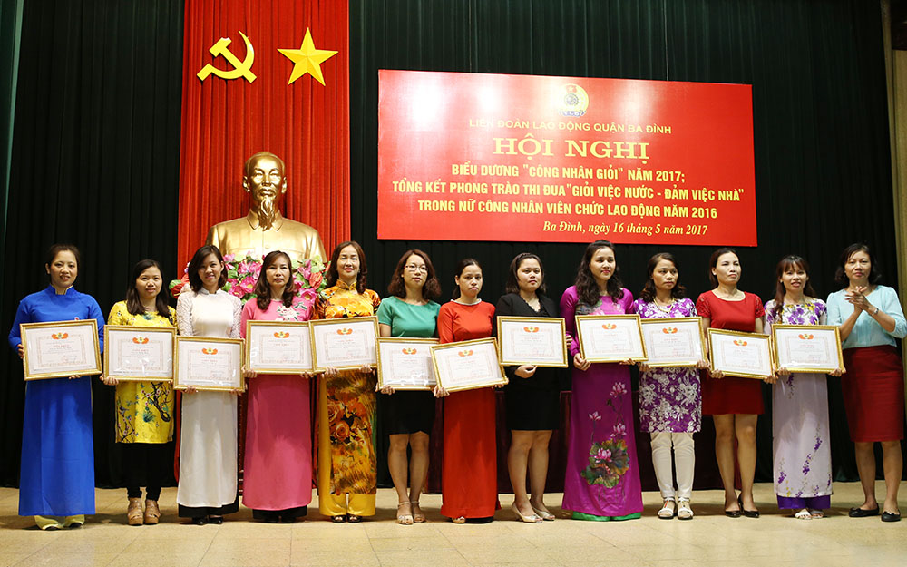 chị Trịnh Thị Hà