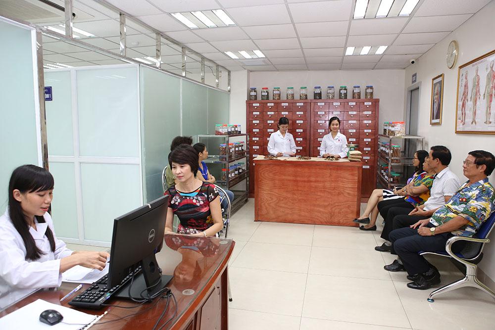Phòng khám Đông Y Tâm Bình