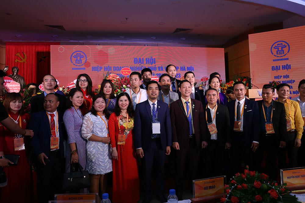 Hiệp hội Doanh nghiệp nhỏ và vừa TP Hà Nội là cầu nối cho sự hợp tác kinh tế giữa các doanh nghiệp hội viên