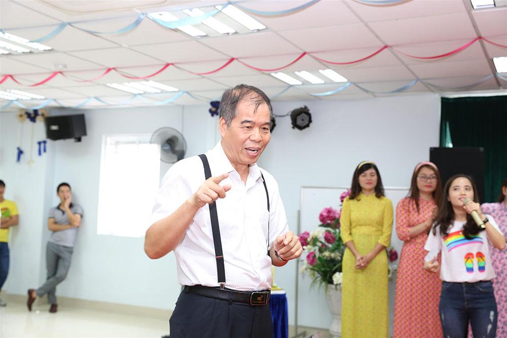 Phó Tổng giám đốc Nguyễn Thế Hùng