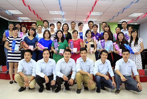 Dược phẩm Tâm Bình: Ấm áp ngày Phụ nữ Việt Nam 20 - 10