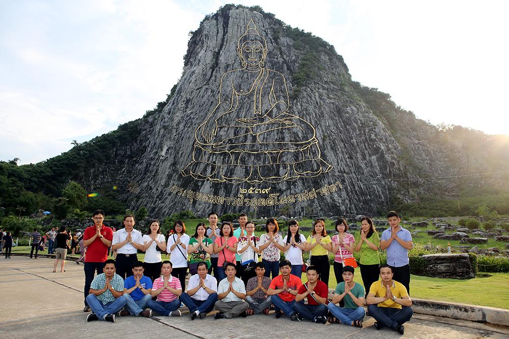 Dược phẩm Tâm Bình: Tổ chức cho Cán bộ công nhân viên Du lịch Thái Lan trong 5 ngày
