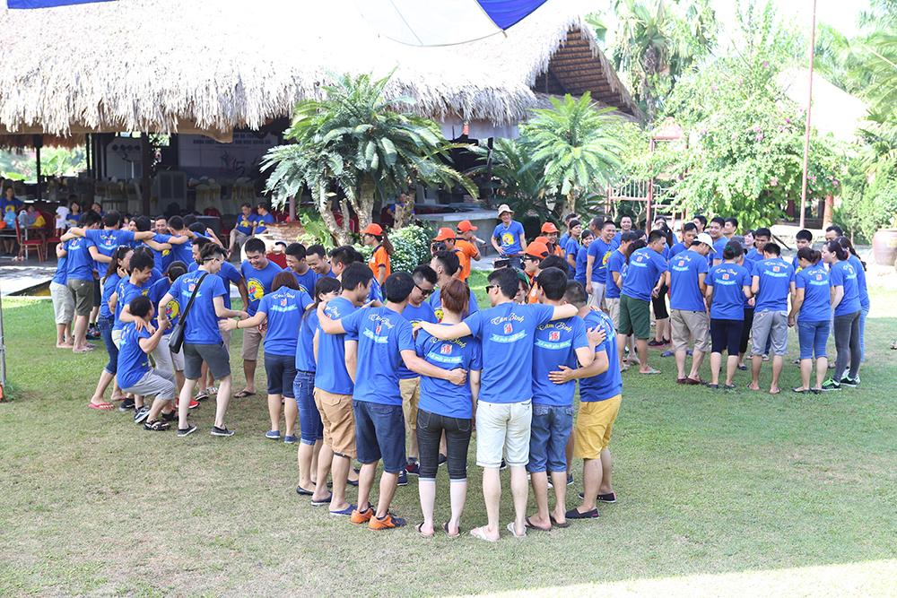Dược phẩm Tâm Bình tổ chức nghỉ mát cho Cán bộ công nhân viên hè 2016