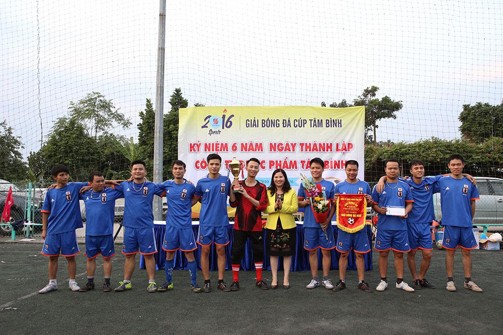 Đội nam giải nhất