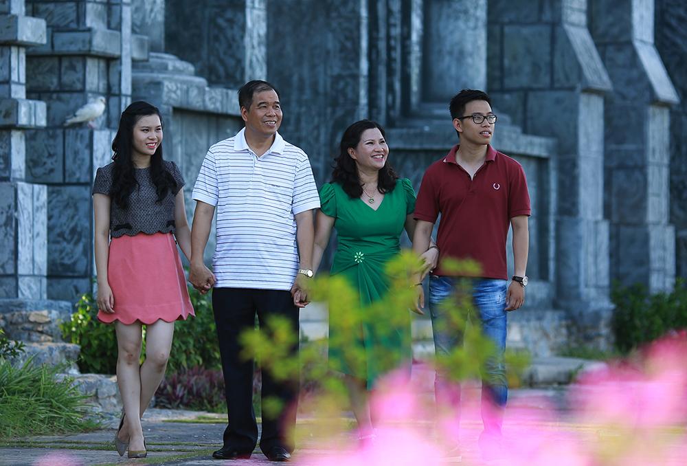 """Nữ doanh nhân Lê Thị Bình: """"Gia đình là hậu phương vững chắc"""""""