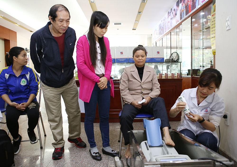 Cô Nguyễn Thị Lan ở Lam Điền – Chương Mỹ - Hà Nội