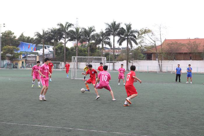 Trận đấu Cup Tâm Bình