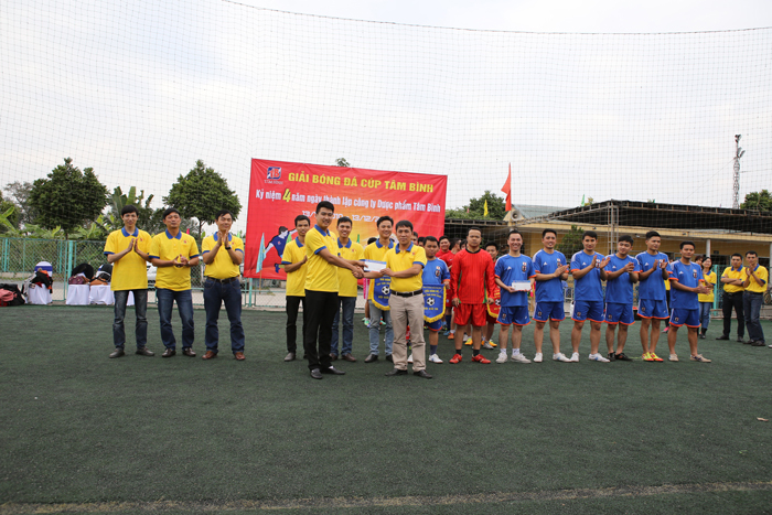 giải 3 bóng đá