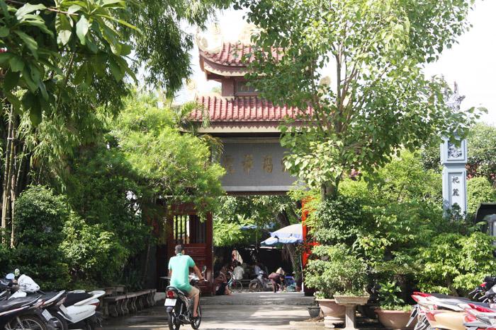 Toàn cảnh Thiền viện Sùng Phúc