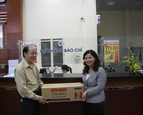 Ông Cao Minh Quang và Bà Lê Thị Bình