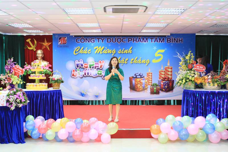 Tổng Giám đốc Lê Thị Bình đón mùa xuân thứ 48 thật ấm cúng và ý nghĩa bên gia đình và CBNV