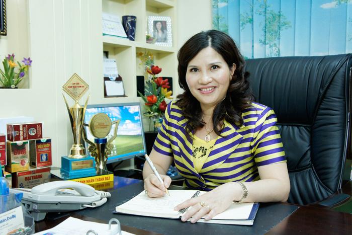 Nữ doanh nhân Lê Thị Bình