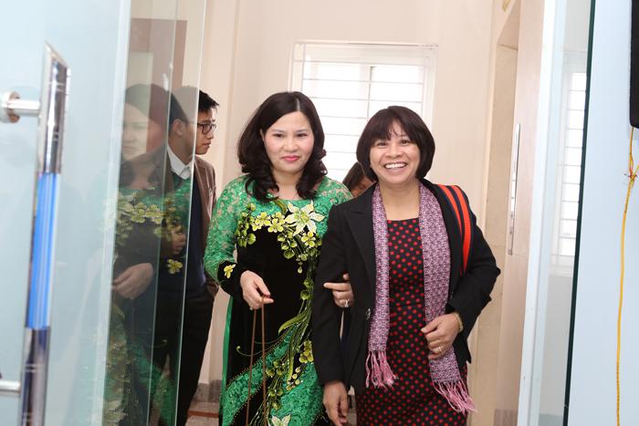 Dược sĩ Lê Thị Bình