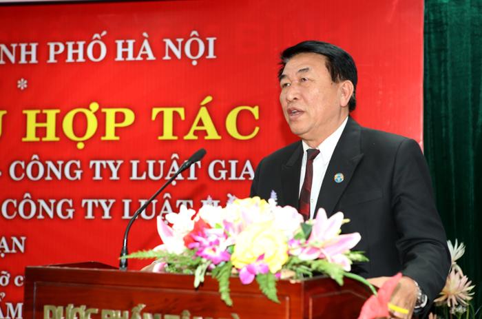 Luật sư Đỗ Ngọc Quang - Giám đốc Công ty luật Logioby