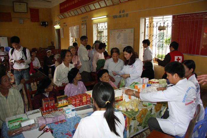 khám chữa bệnh tại Phú Thọ