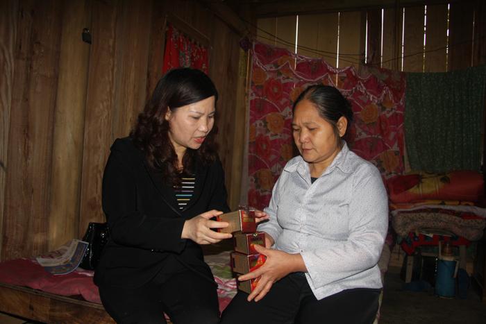 Lâm Thị Tuyên - Chiêm Hóa - Tuyên Quang