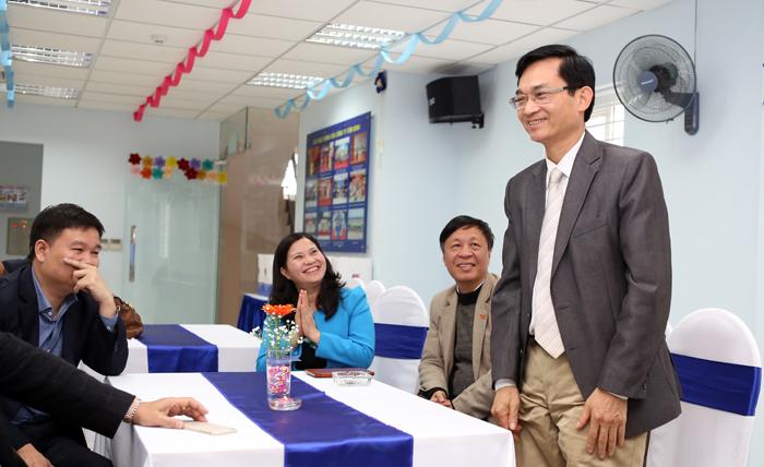 Nguyễn Ngọc Nam tổng biên tập báo gia đình xã hội