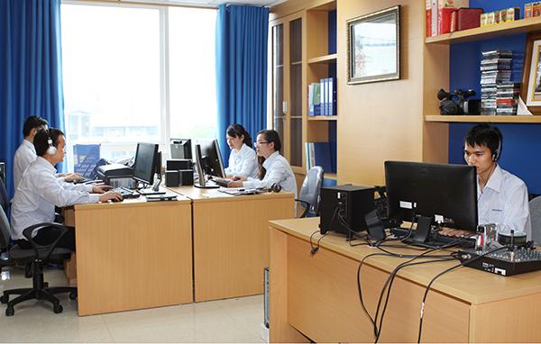 Phòng Truyền thông - bộ phận Truyền hình
