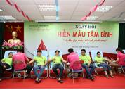 Tâm Bình tổ chức khám sức khỏe cho CBCNV