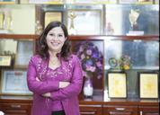 Nữ Tổng giám đốc sinh ngày Quốc tế lao động
