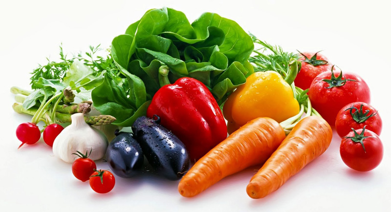 bệnh đường tiêu hóa, rau sạch, mua rau sach o dau
