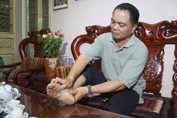 Nguyên nhân và triệu chứng bệnh gout