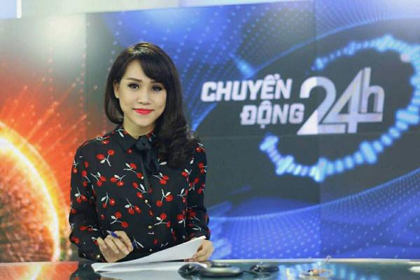 Biên tập viên Truyền hình