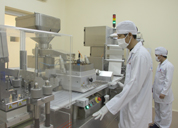 Công nhân sản xuất