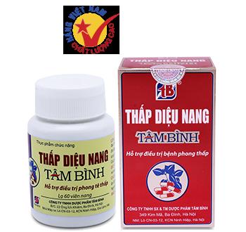Thap dieu nang Tam Binh
