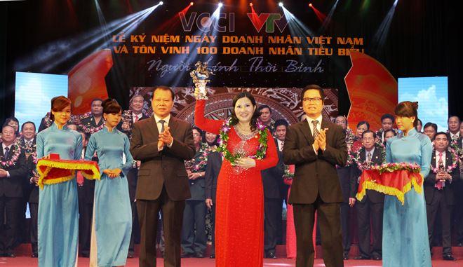 Giải thưởng Sản phẩm, dịch vụ Thương hiệu Việt tiêu biểu