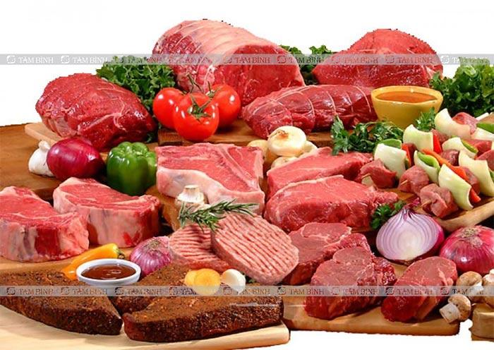 Ăn nhiều thực phẩm có hàm lượng purin cao là nguyên nhân chính gây bệnh