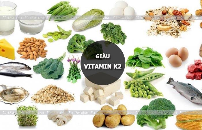 Sự kết hợp của canxi với vitamin K2 có tác dụng giúp xương khớp và cột sống trở nên khoẻ mạnh hơn